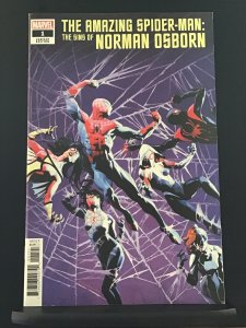 The Amazing Spider-man : The Sins of Norman Osborn #1
