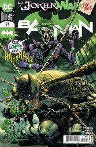 BATMAN #97 CVR A GUILLEM MARCH (JOKER WAR)