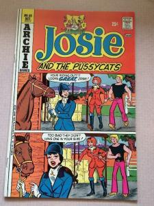 Josie And The Pussycats 85 FN/VF 1975