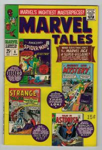 MARVEL TALES 6 VG-F JANUARY 1967