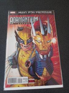 Hunt For Wolverine: Adamantium Agenda #2 (2018)