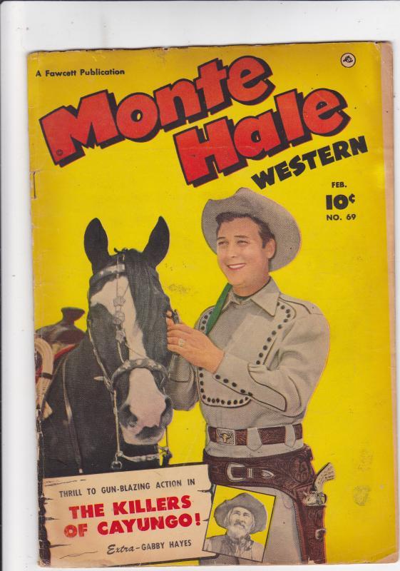 Monte Hale Western #69