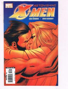 Astonishing X-Men #14 VF Marvel Comics Comic Book Whedon Cassidy DE9