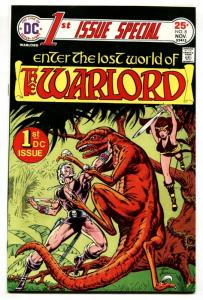 1ST ISSUE SPECIAL #8 1st WARLORD-HIGH GRADE VF