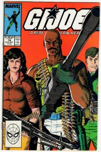 G.I.JOE #78 (6.5-7.0) No Reserve! 1¢ auction!