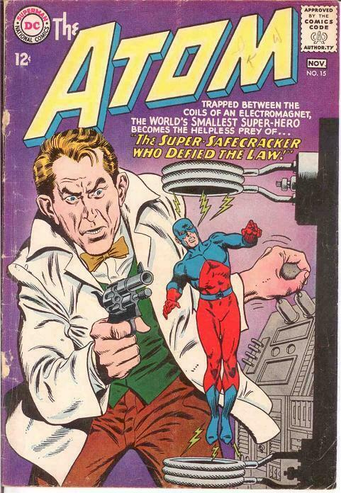 ATOM 15 GOOD  November 1964 COMICS BOOK