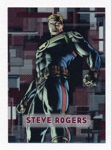 Upper Deck 2012 Marvel Beginnings III Micromotion Card #47 Steve Rogers NM/MT