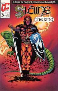 Sláine the King #24 VF/NM; Fleetway Quality | save on shipping - details inside