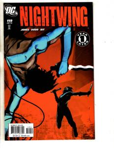4 Nightwing DC Comic Books # 119 120 121 + One Million 1 Arrow Flash Batman CR15