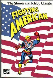 Fighting American Hardback Book #1 (Jan-89) VF/NM+ High-Grade Fighting Americ...