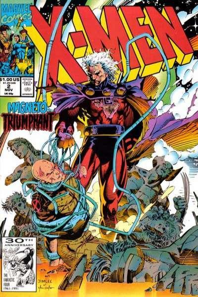 X-Men (1991 series) #2, NM- (Stock photo)