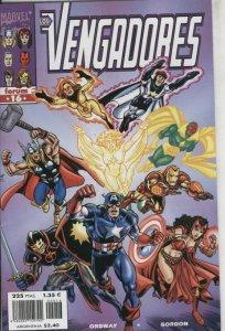 Los Vengadores volumen 3 numero 16: identificacion erronea