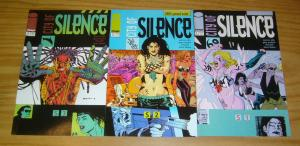 City of Silence #1-3 VF/NM complete series WARREN ELLIS gary erskine - image 2
