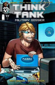 Think Tank Military Dossier #1 VF/NM; Image | save on shipping - details inside