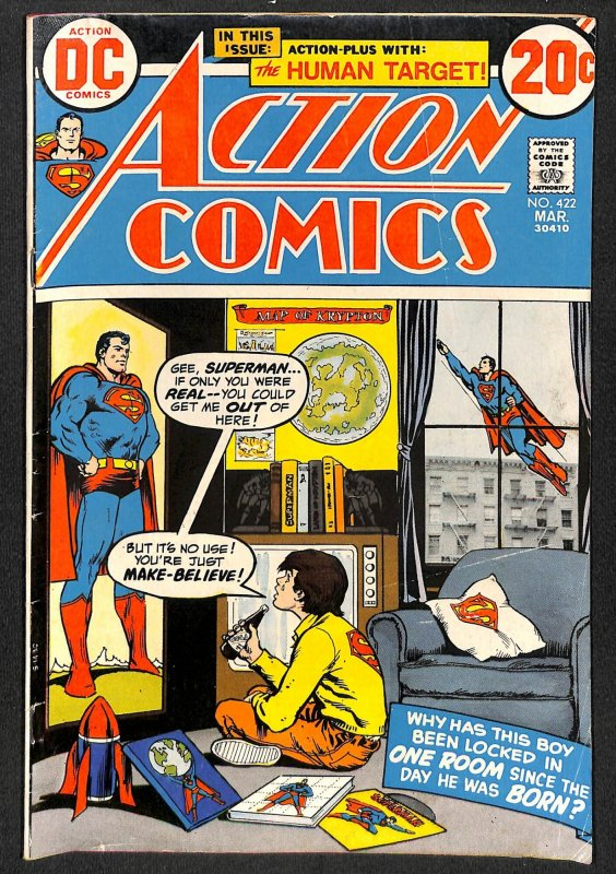 Action Comics #422 (1973)