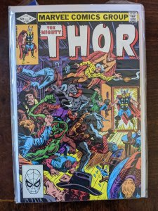 Thor #320 (1982) F/VF