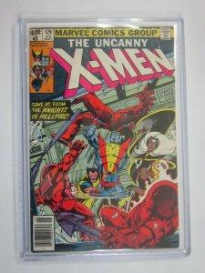 Uncanny X-Men #129 Dark Phoenix Saga part 1 NS 3.0 GD VG (1980 1st Series)