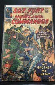 Sgt. Fury #36 (1966)