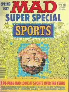 Mad Super Special #38 VG; E.C | low grade comic - save on shipping - details ins