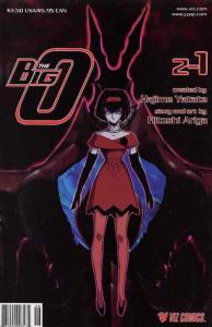 Big O Part 2, The #1 VF/NM; Viz | save on shipping - details inside