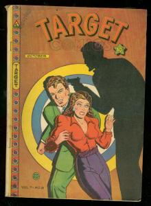 Target v.7 #8 1946-THE CADET-headlight cover FN-