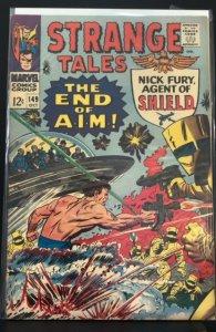 Strange Tales #149 (1966)