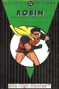 ROBIN ARCHIVES HC (2005 Series) #2 Near Mint