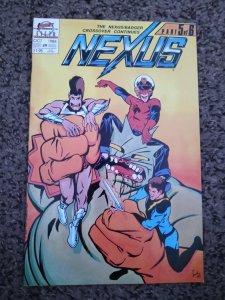 Nexus #49 (1988) Vf-NM