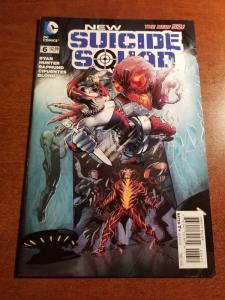 NEW SUICIDE SQUAD #6 NEAR MINT DC NEW 52