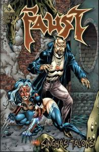 Faust—Singha's Talons #4 VF/NM; Avatar | save on shipping - details inside