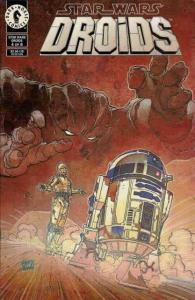 Star Wars: Droids (Vol. 1) #4 VF/NM; Dark Horse | save on shipping - details ins