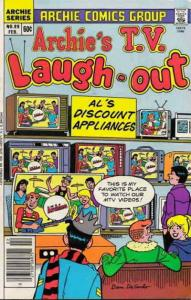 Archie's TV Laugh-Out #99 VG; Archie | low grade comic - save on shipping - deta