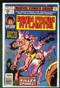 Man from Atlantis #4 (1978)