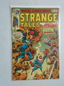 Strange Tales #185 featuring Dr. Strange 5.0 VG FN (1976)