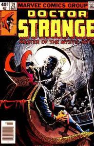 Doctor Strange (1974 series) #39, Good+ (Stock photo)