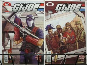 GI JOE (2001 IMAGE) 14-15  HOMECOMING complete story!