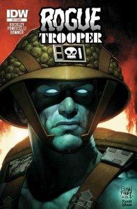 ROGUE TROOPER #1, NM, Sci-Fi, IDW, 2014, Glenn Fabry, more Indies in store