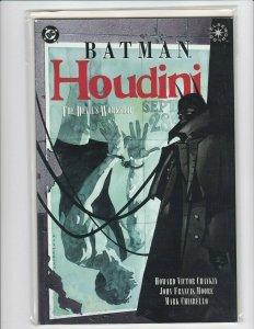 Batman Houdini Devil's Workshop - Elseworlds Prestige Format - Near Mint
