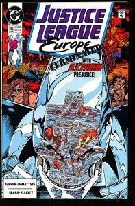 Justice League Europe #16 (1990)