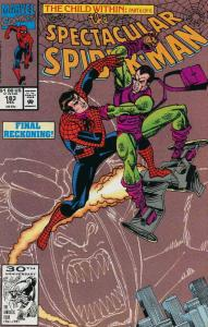 Spectacular Spider-Man, The #183 FN; Marvel | save on shipping - details inside