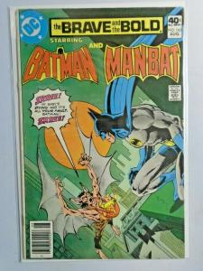 Brave and the Bold #165 1st Series 6.0 FN (1980)
