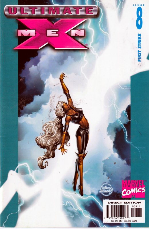 Ultimate X-Men # 1,2,3,4,5,6,7,8,9