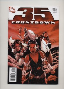 Countdown to Final Crisis #35 (2007)