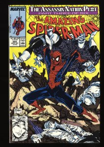 Amazing Spider-Man #322 NM- 9.2 Marvel Comics Spiderman
