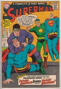 Superman #200 (Oct-67) VF+ High-Grade Superman, Jimmy Olsen,Lois Lane, Lana L...