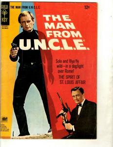 7 Comics Man From U.n.c.l.e. 701 611 Boris Karloff 506 401 8 202 410 402   JL37