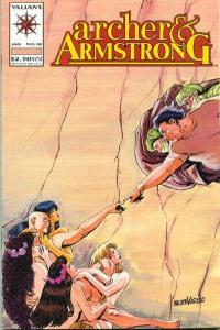 Archer & Armstrong (1992 series) #18, VF+ (Stock photo)