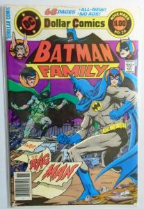 Batman Family (1st Series) #20 (Last Issue) 4.0 (1978)
