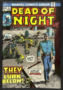 Dead of Night #3 (1974)