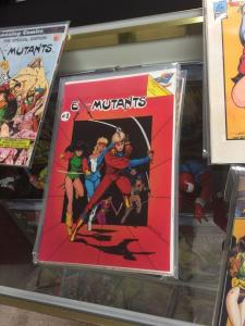 Ex-Mutants Collection Near Complete 1-8 Solo 1-6 1-9 1-15 All Nm Near Mint